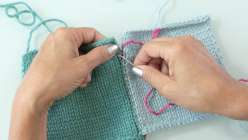 Mattress Stitch - Finishing Your Knitting