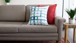 Easy Indigo Dyeing: Make Indigo Dyed Pillows