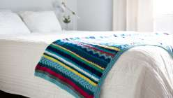 Crochet a Southwestern Throw