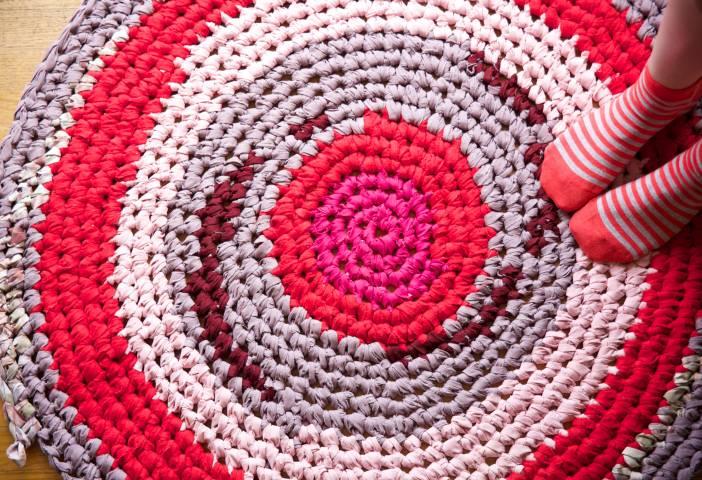 Crochet a Rag Rug  - Online Class Tutorial