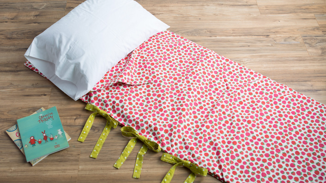Sew a Sleeping Bag Pattern Project