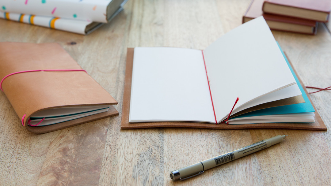 Learn How to Make a Travel Journal