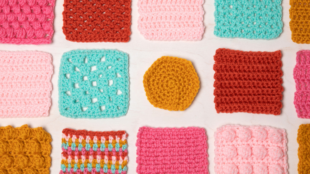Crochet Sampler: A Daily Practice by Twinkie Chan