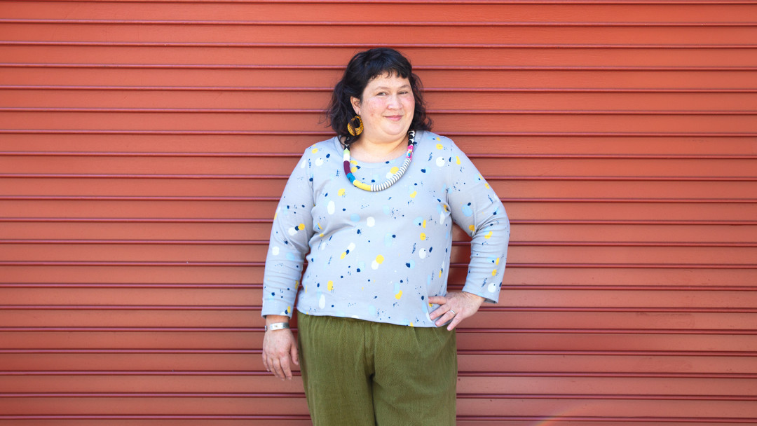 Wardrobe Basics: Sew Shirt No. 2 by Sonya Philip