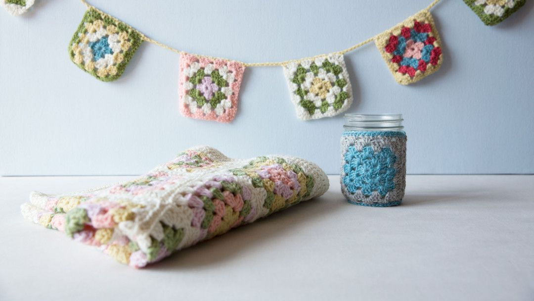 Gaga for Granny Squares by Cal Patch Online Class