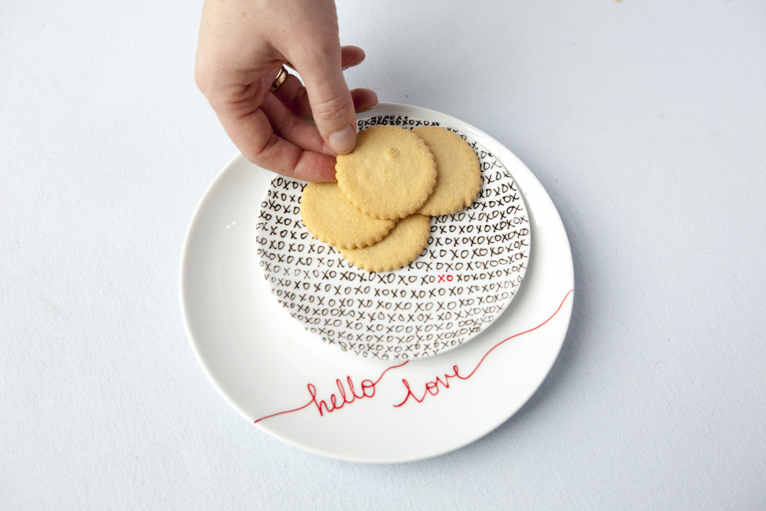 Create Personalized Dishes by Courtney Cerruti