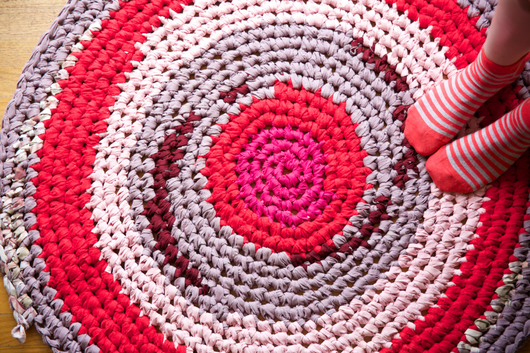 Crochet A Rag Rug By Cal Patch Creativebug