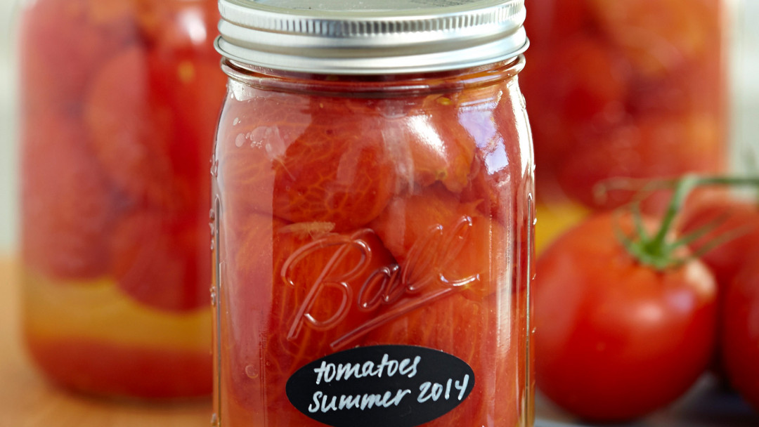 Canning Basics: How to Can Tomatoes by Karen Solomon