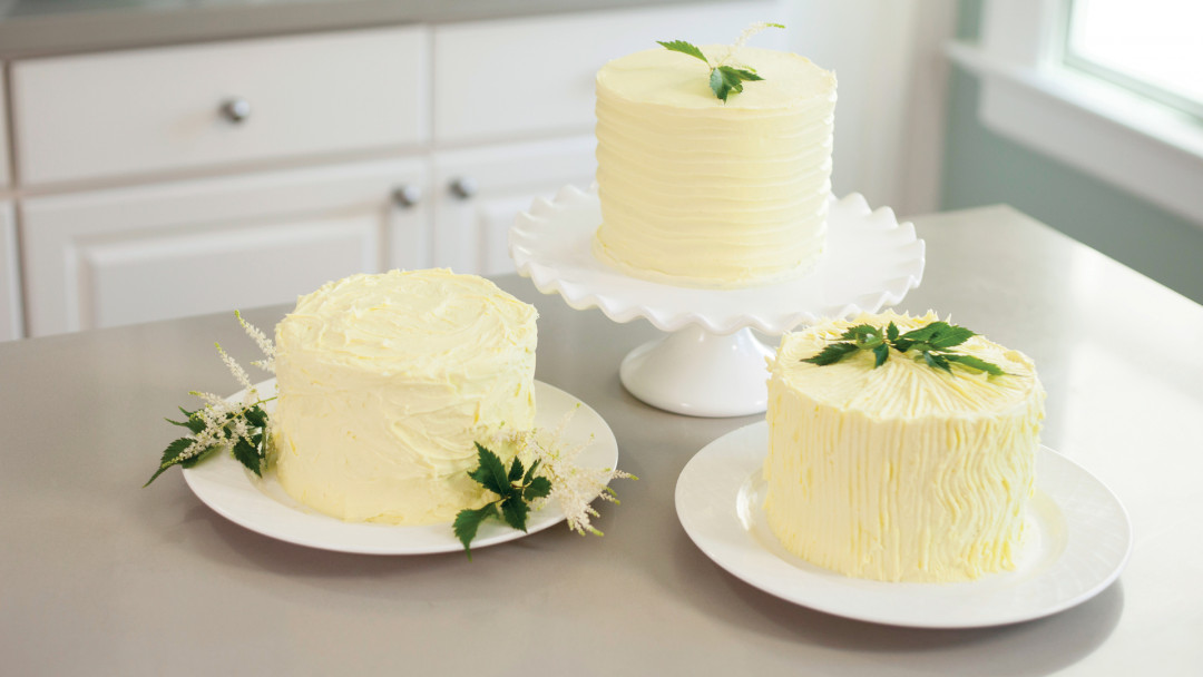 The Wilton Method: Three Ways to Ice a Cake by Wilton Instructors