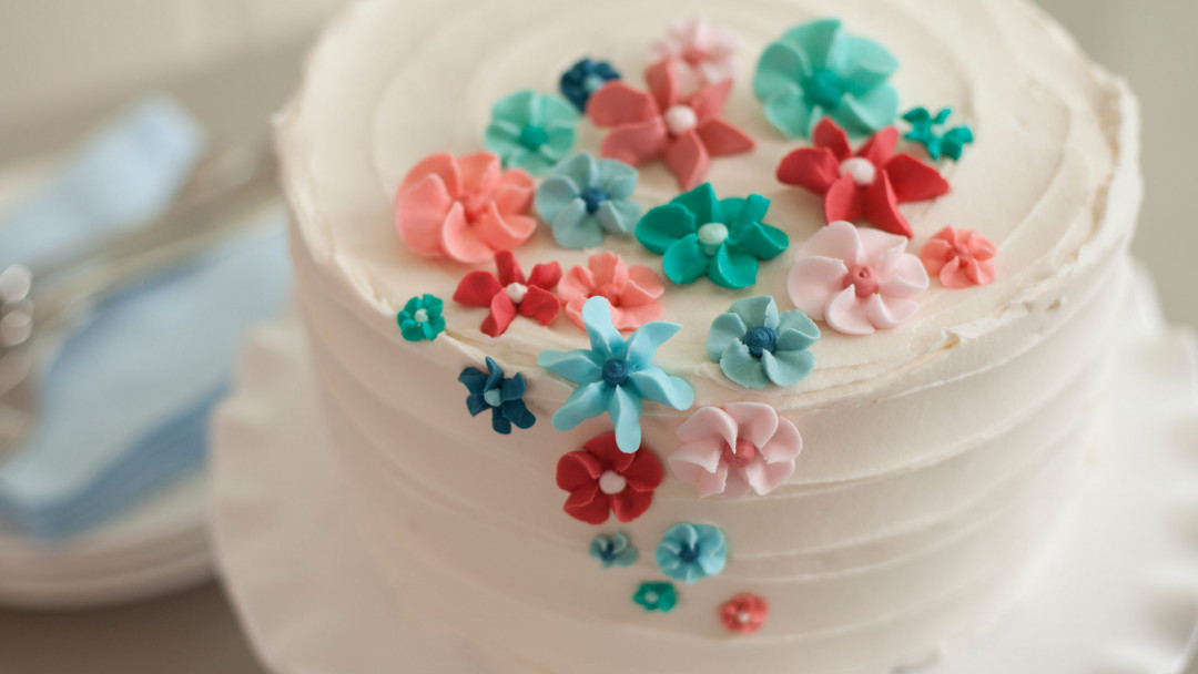 The Wilton Method of Cake Decorating by Wilton Instructors
