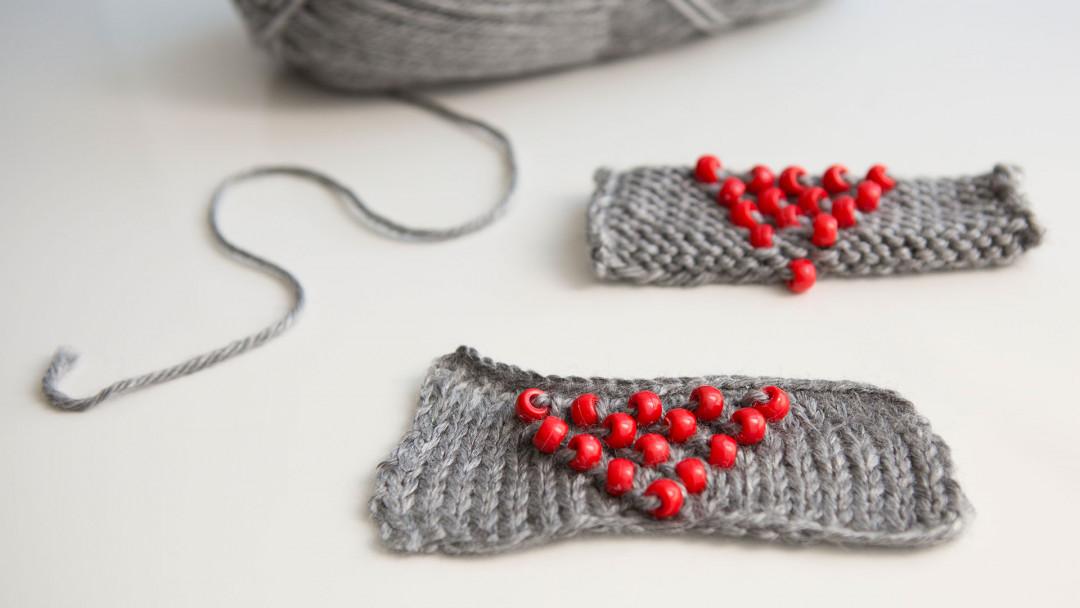 1ee8b4b99 Beaded Knitting by Marly Bird - Creativebug