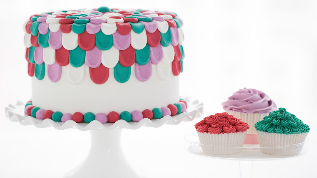 The Wilton Method: Mastering Buttercream by Wilton Instructors