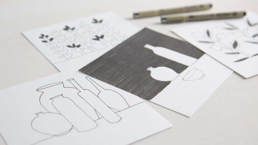 Drawing Essentials: Composition and Perspective by Molly Hatch
