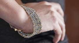Crystal Cuff Bracelet