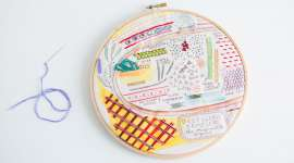 Advanced Embroidery Sampler