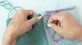 How to Finish Your Knitting