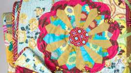 Quilting: Dresden Plates