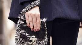 Knit  Crossbody Clutch