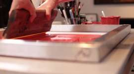 Intro to Screen Printing: Tracing Paper Stencils