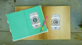 Cricut Crafts: DIY Bookplates