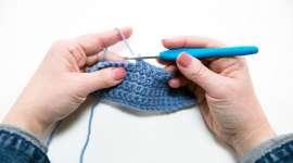 How to Work Single Crochet