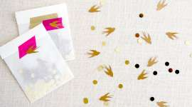 Cricut Crafts: Make Celebration Confetti
