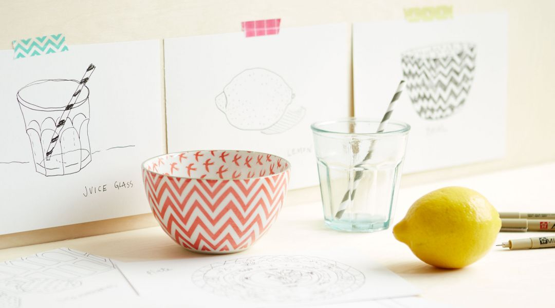 How to draw a lemon by molly hatch creativebug for Top 10 easiest things to draw