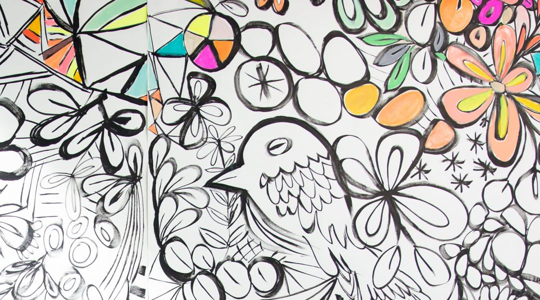 Creative Doodling By Pam Garrison