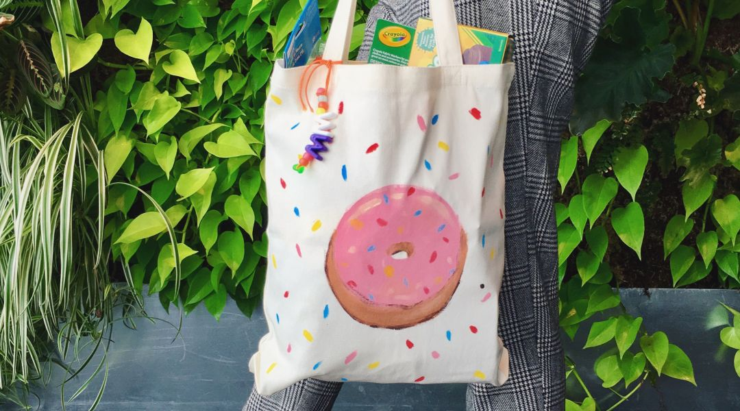 Back-to-School Totes: 8/6/16