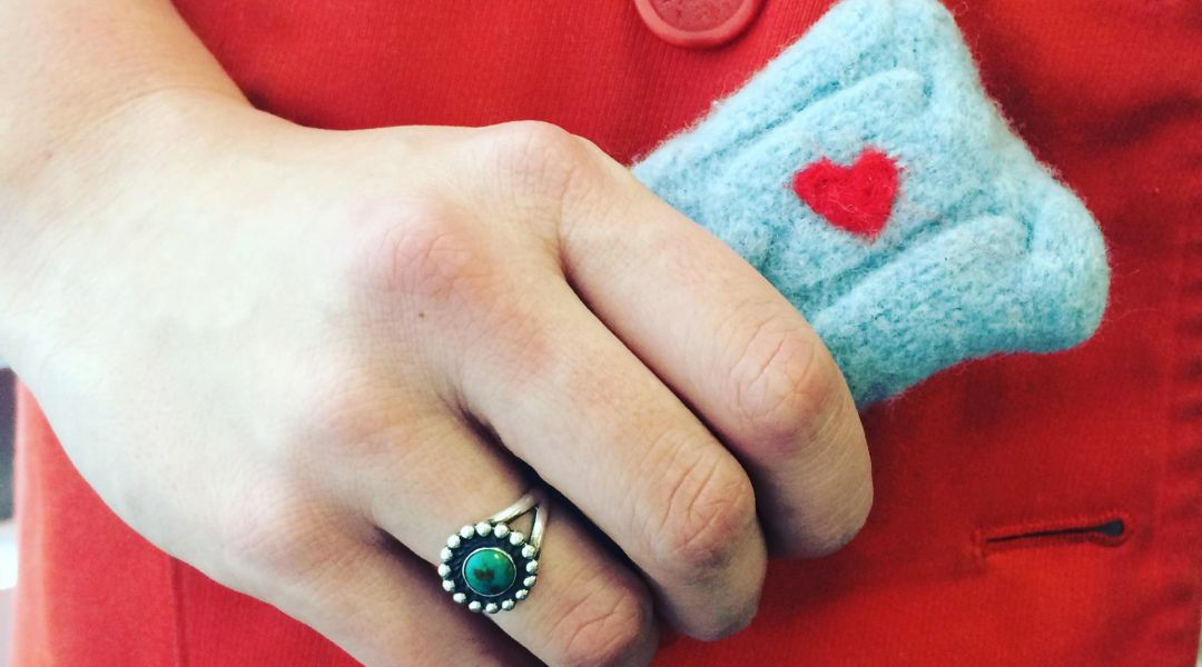 Sew a Hand Warmer: 1/12/17