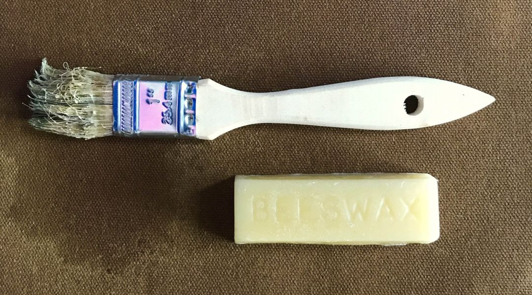 How to Wax Canvas: 8/15/17
