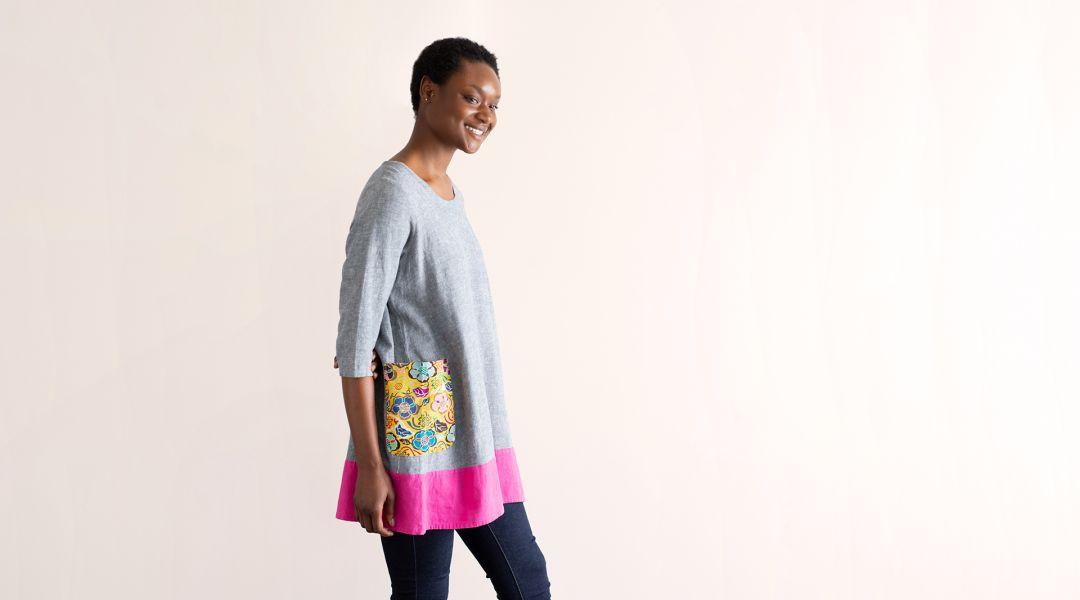 Wardrobe Basics: Sewing Dress No. 2