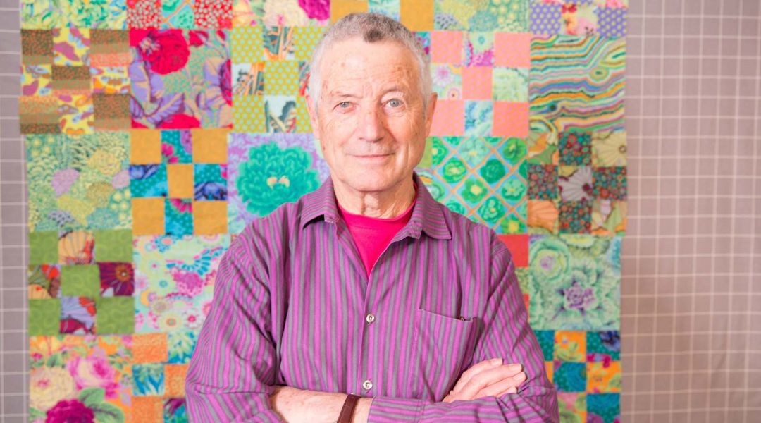 Rosy Quilt Design