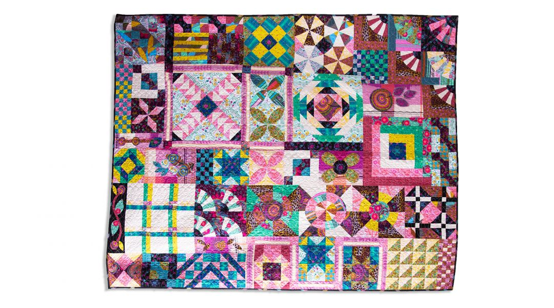 Dear Diary Daily Quilting Challenge