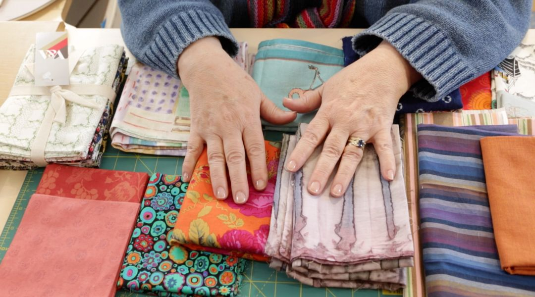 Quilt Making 101: Patchwork