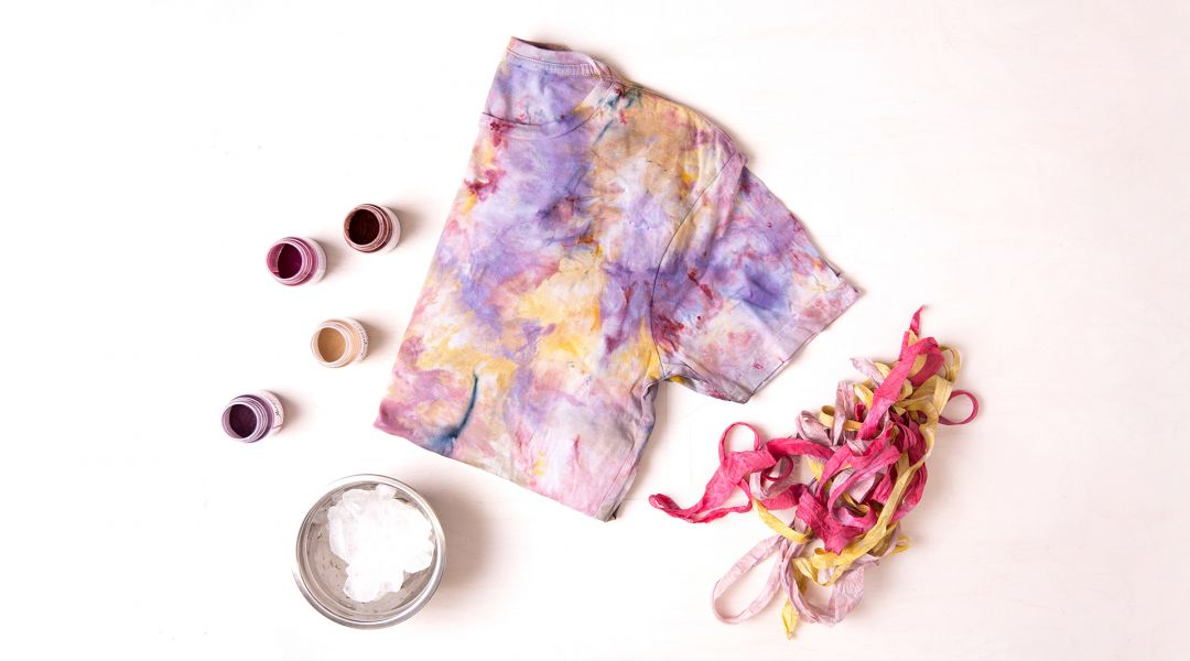 Ice Dyeing with Anna Joyce: 5/9/19