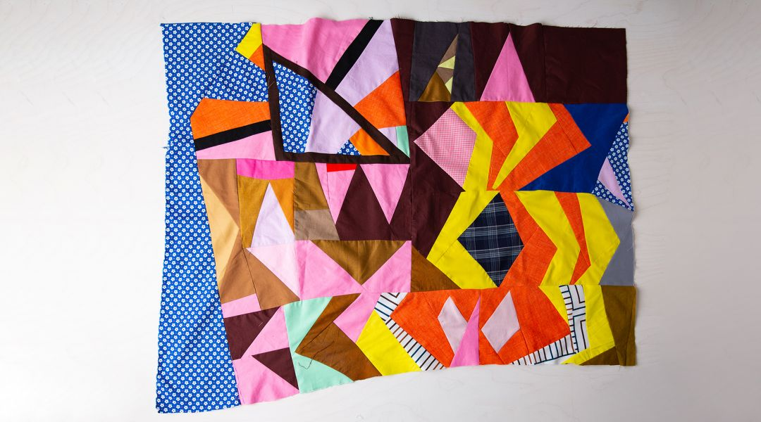 Patchwork Improv: Exploring Angles