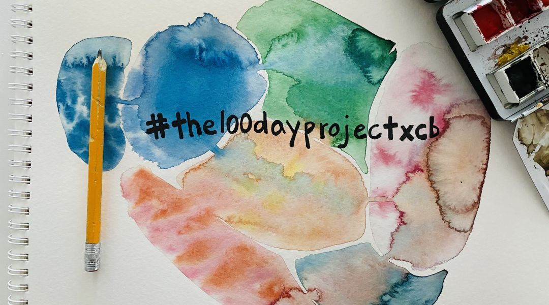 Creativebug x The 100 Day Project