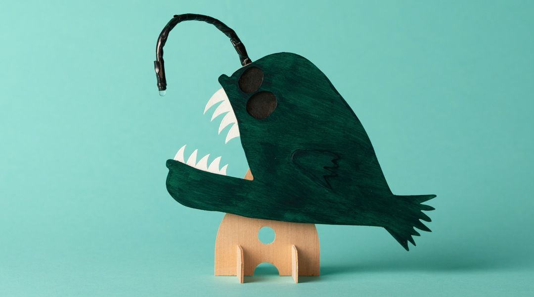 STEAM: Make a Disco LED Anglerfish