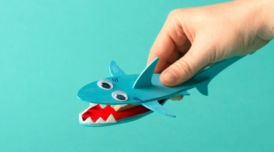 STEAM: Make a Chomping Shark