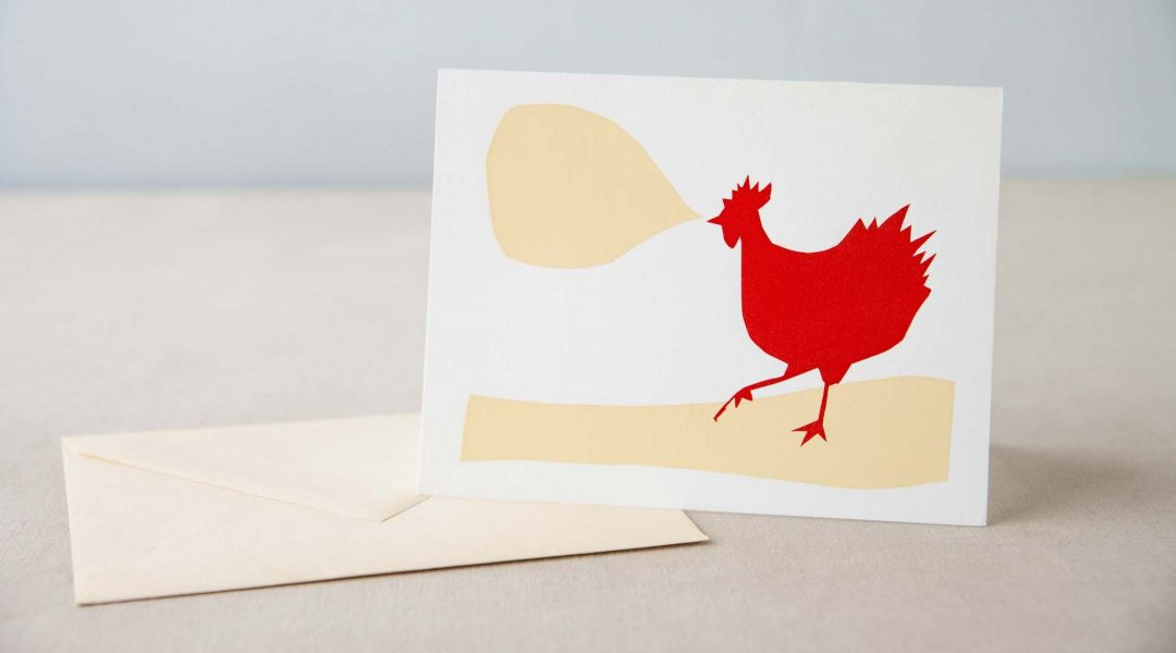 Screen Printing for Beginners: Screen Printing Cards