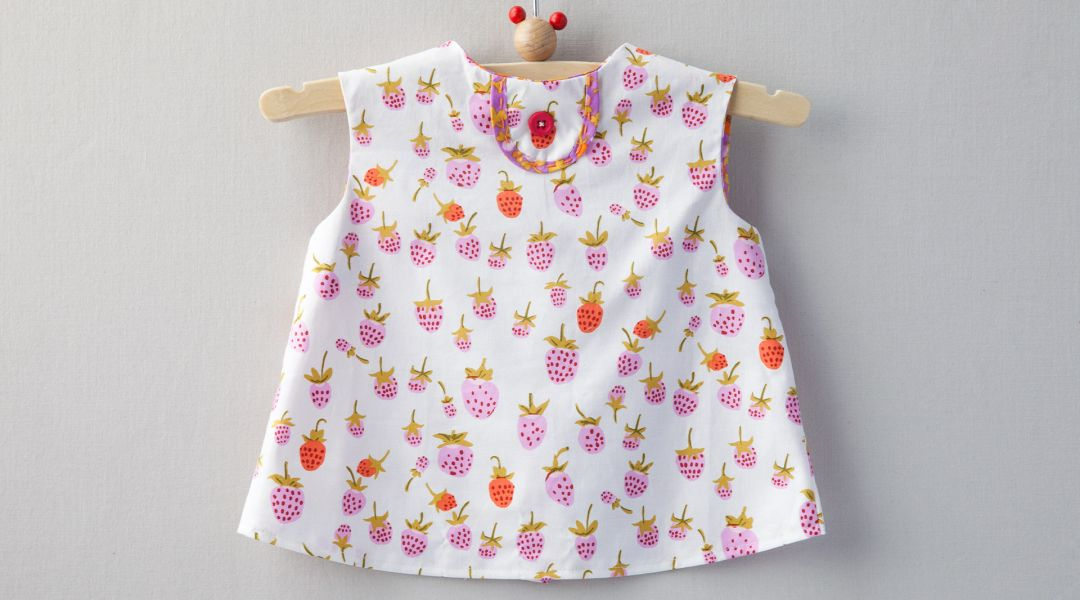 283314a07b83 Kids Blouse  Mousie Blousie by Heather Ross - Creativebug