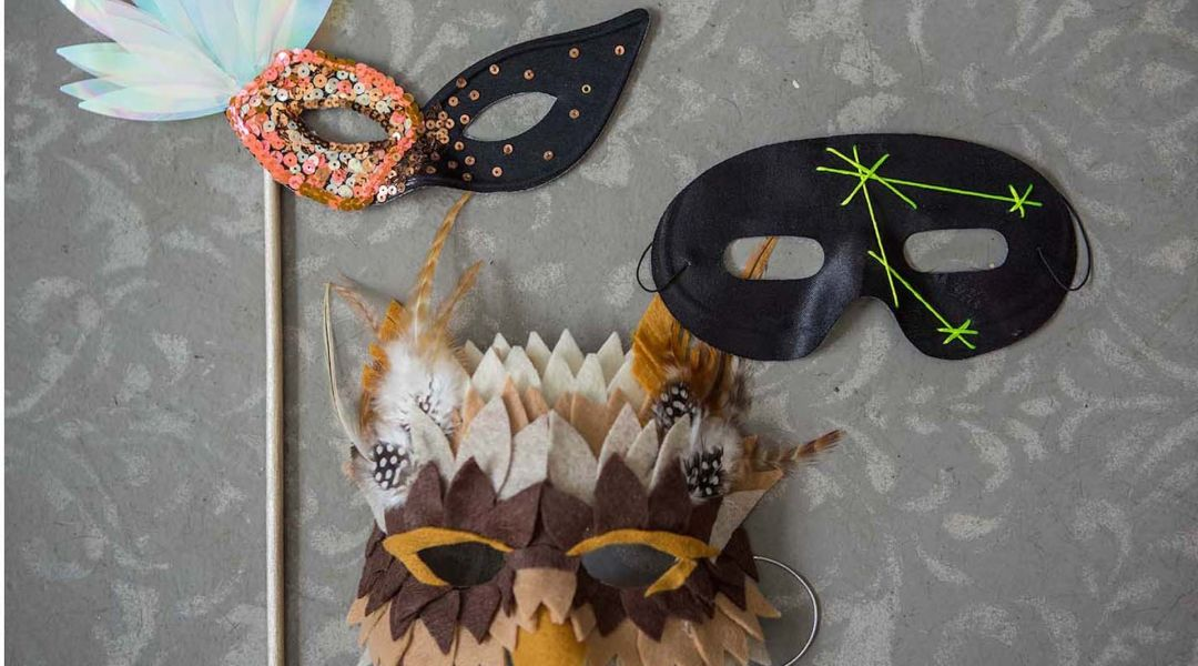 DIY Halloween Masks