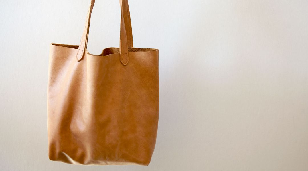 Sew A Leather Bag