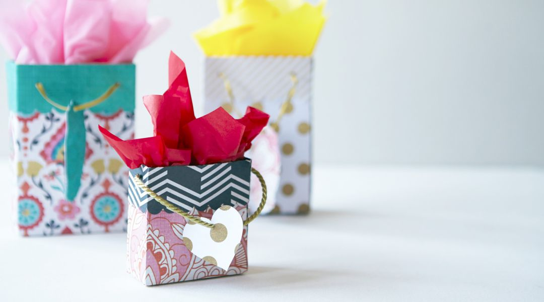 Cricut Crafts Diy Gift Bags By Lia Griffith Creativebug