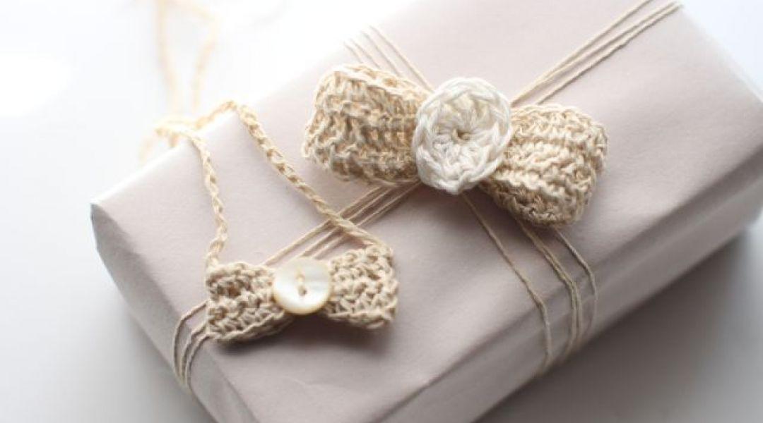 Bow Tie Gift Wrap