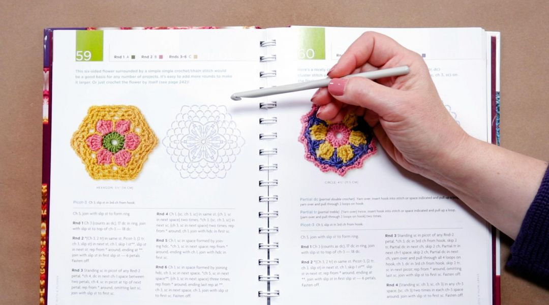 How To Read A Crochet Pattern By Edie Eckman Creativebug
