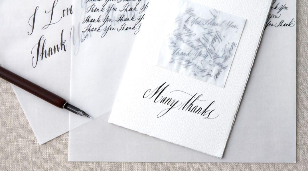Beginning Calligraphy