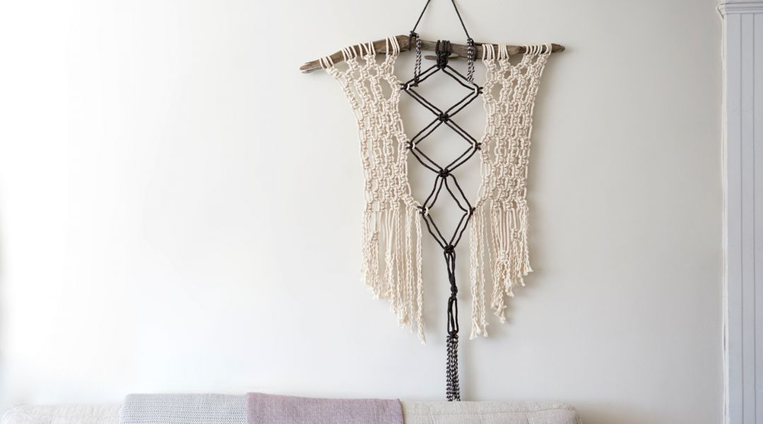 Make a Macramé Wall Hanging