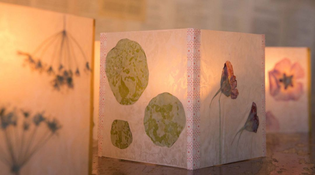 Luminaria: Candle Shades